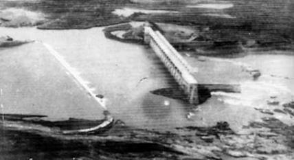 Macchu II Dam