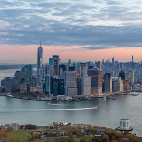 New York City is planning to expand Manhattan into East River to battle climate change