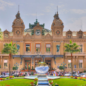Monte Carlo Casino: The only casino where billionaires are allowed to unlimited gamble