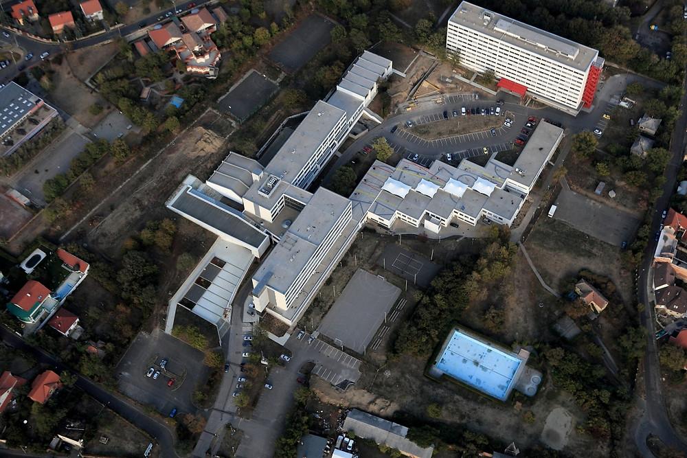 PTE faculty of Engiineering Buildings