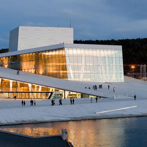 Architectural Insight: Oslo Opera House