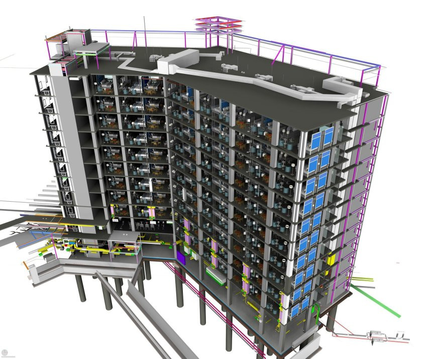 BIM 3D Model