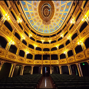 Manoel Theatre | One of Europe's oldest working theatres, constructed fully from wood since 1732