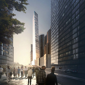 Future skyscraper in Moscow City to become the tallest building in Europe