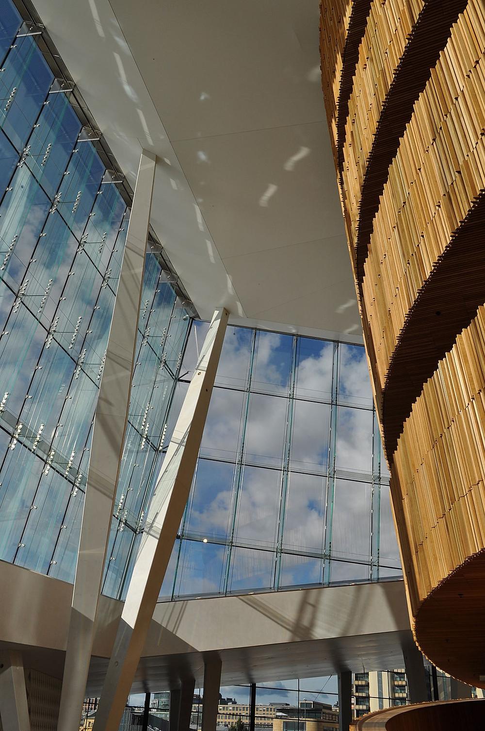 Oslo Opera House Intirior