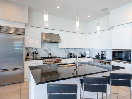 4 Must-Have Kitchen FeaturesOpen concept kitchenThe recipe for the perfect kitchen in the Bahamas