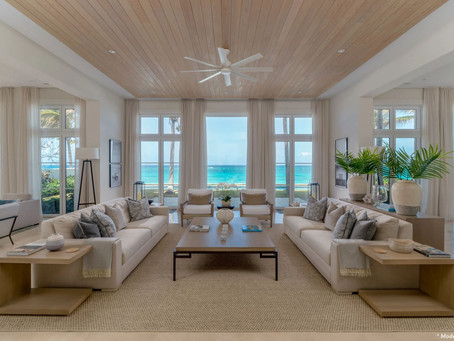 So much luxury and beauty in the Bahamas