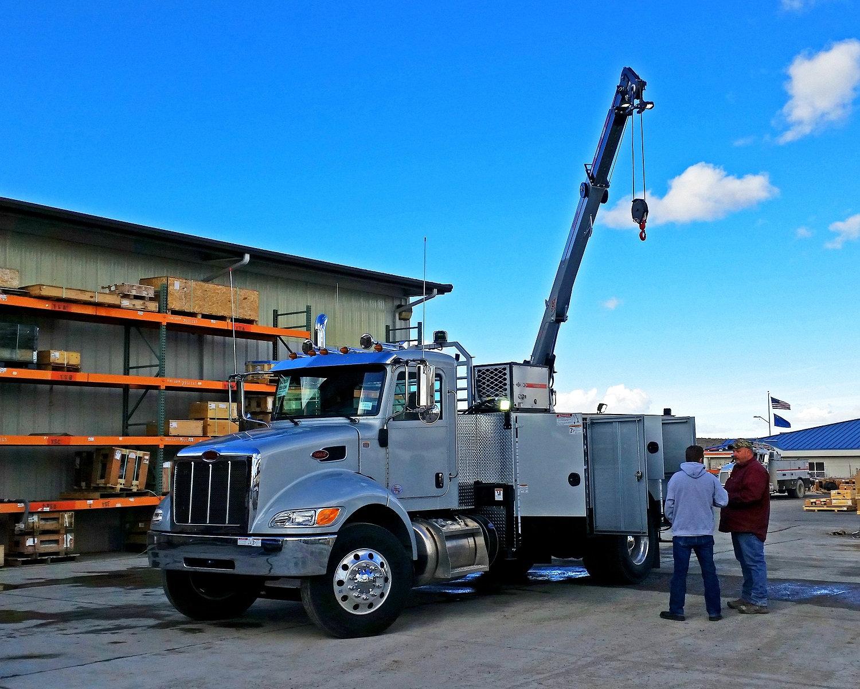 2017 Peterbilt 337 Mechanic's Truck | website