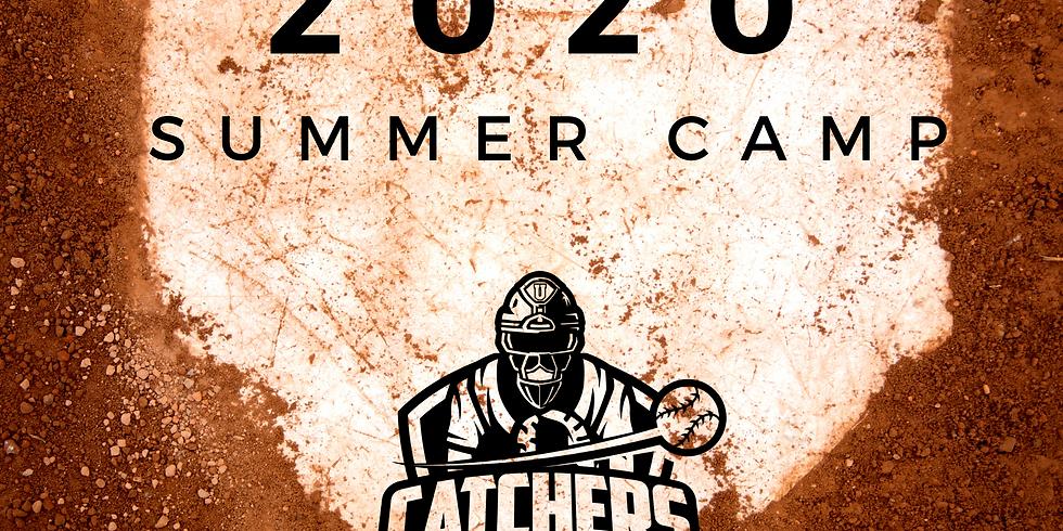 2020 Catchers U Summer Camp (8U-12U)