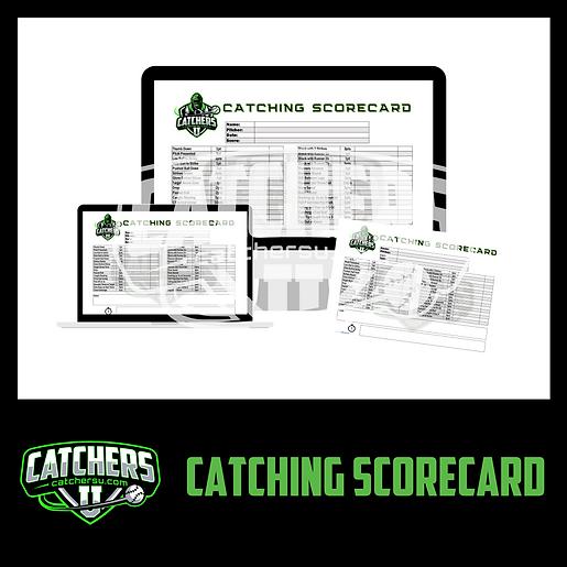 Catching Scorecard (Digital Download)