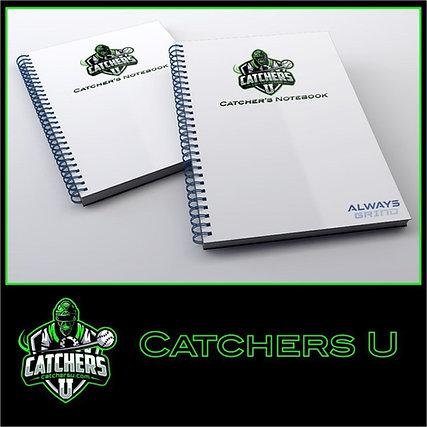 Catcher's Notebook by Always Grind