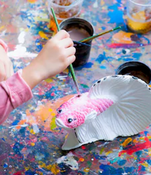 children-painting-color-on-plaster-260nw