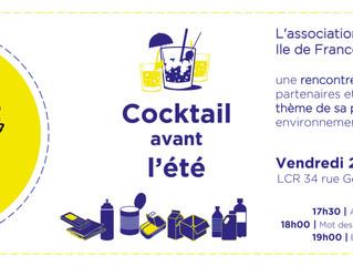 Cocktail avant l'été