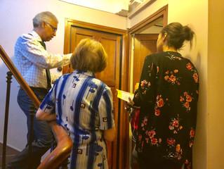 Juliette 91 ans, Référent ENIDF à CLICHY