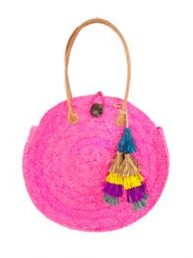 Round Market Bag