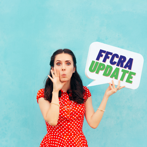 9/11/20 DOL Revisions to FFCRA