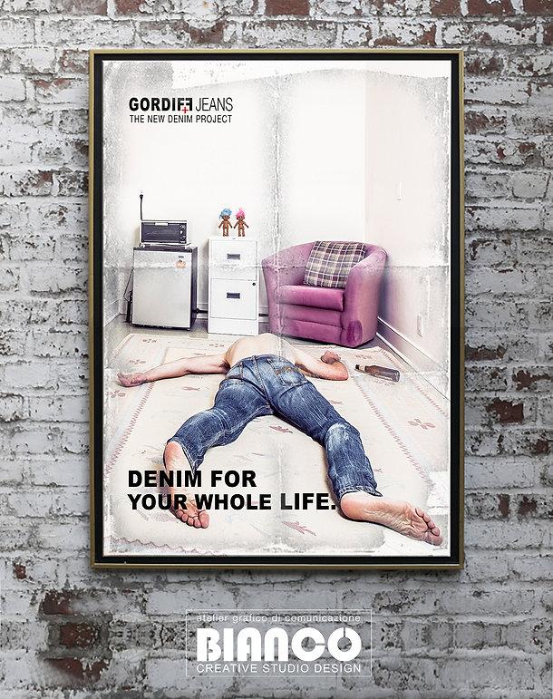 pubblicità adv bianco creative studio design