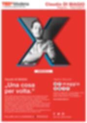 claudio di biagio tedx modena bianco creative studio