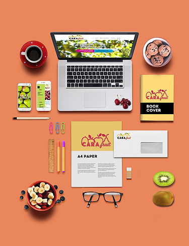 cara fruit, bianco creative studio, design, modena