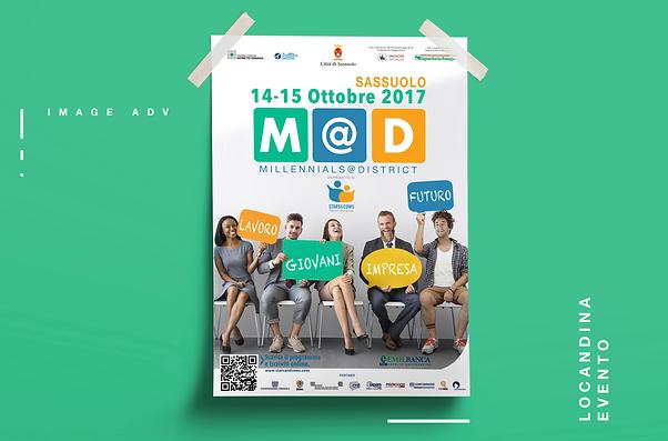 m@d sassuolo comunicazione grafica