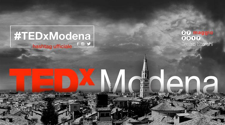 tedx modena bianco creative studio design