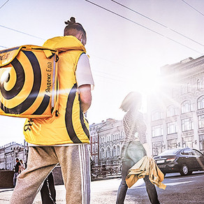 Yandex Lavka - 20 min. grocery delivery