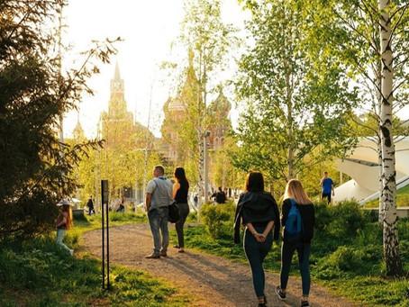 Outdoor activities - Moscow