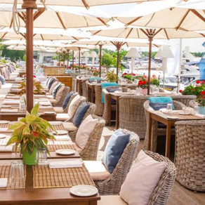 Best terraces Moscow - Top 17
