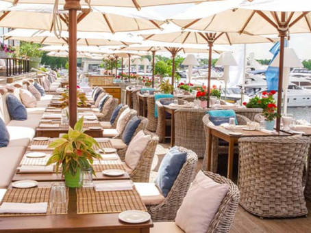 Best terraces Moscow - Top 20