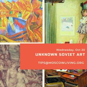 20/10 - Unknown Soviet Art