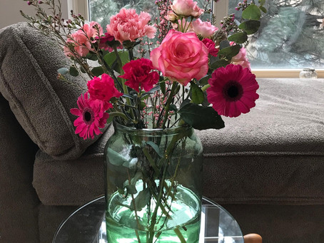 Fresh Flower Bouquet - Friday delivery