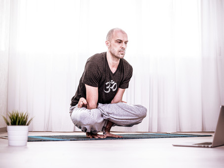 English Yoga classes in Moscow