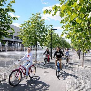 Rent a bike and go cycling - 6 bike paths