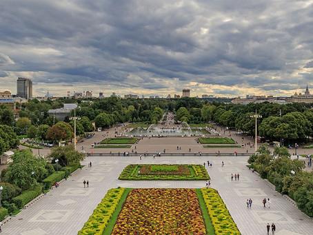 Gorky Park - great makeover