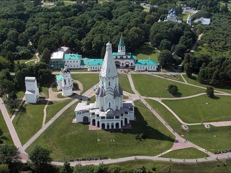 Kolomenskoe - summer palace