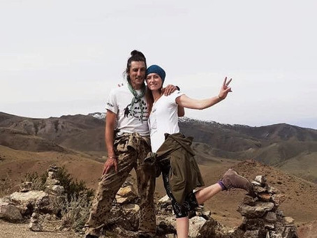 Altai adventures with Gabriela & Aleksander