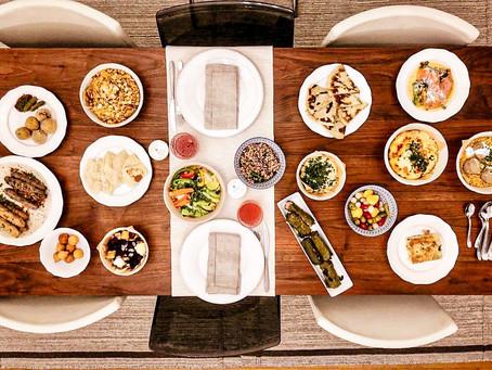 A culinary journey with Hyatt Regency - @home