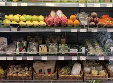 Asia supermarket - your taste of Asia