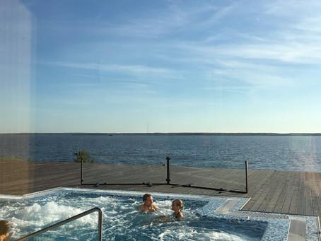 Koprino - relax on Volga river