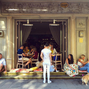Our Top 10 Cafes - at Patriarchy Pond