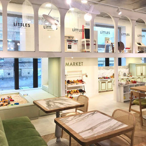 The Littles - best kids cafe