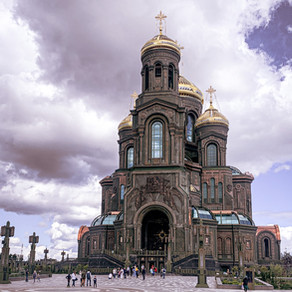 New Military Church - Day trip