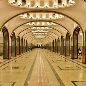 Top 20 Moscow Metro Stations