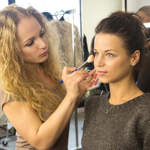 Meet Victoria - make up and hair stylist
