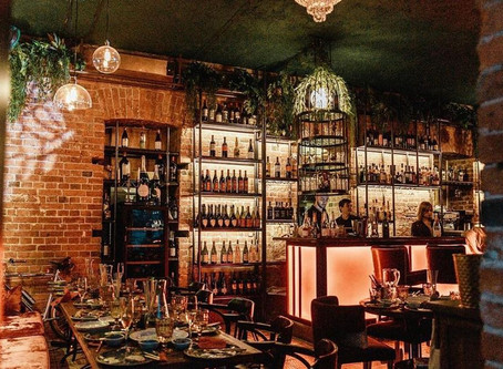Wine Bazar - relaxed wine bar