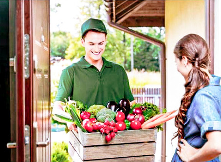 Best online Supermarkets - Moscow