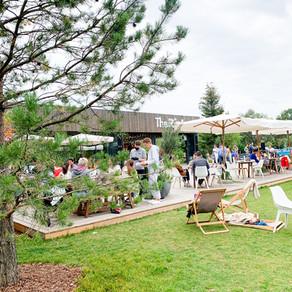 The Rink - open air activities & restaurant