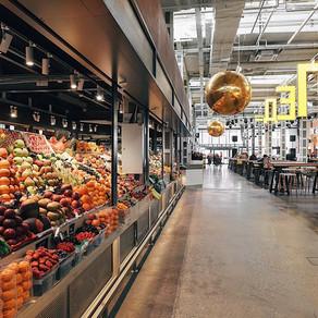 Depo - trendy food court & market