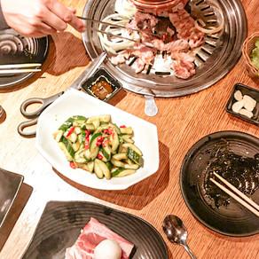 Hite - the best Korean barbecue!