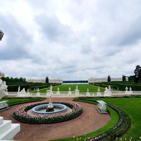 Archangelskoye - a scenic stroll in a classical estate